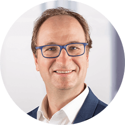 Armin Kehl, Sybit Solution Sales Manager (rund)