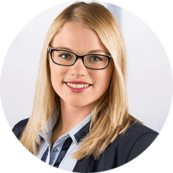 Saskia Bielert, Sybit Solution Sales Manager (rund)
