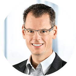 Dirk Harzer, Sybit Solution Sales Manager (rund)